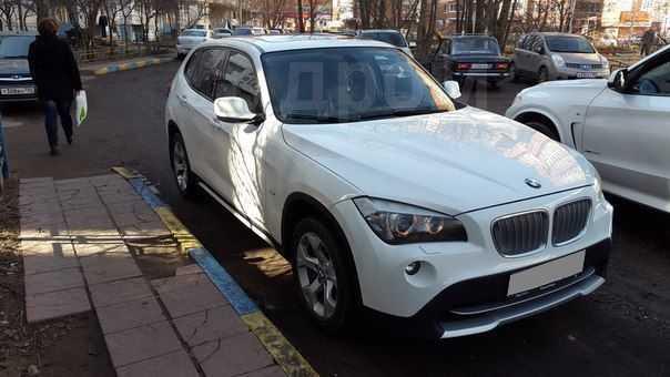 BMW X1, 2009 год, 1 000 000 руб.