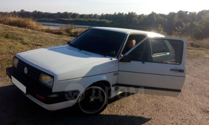 Volkswagen Golf, 1985 год, 85 000 руб.