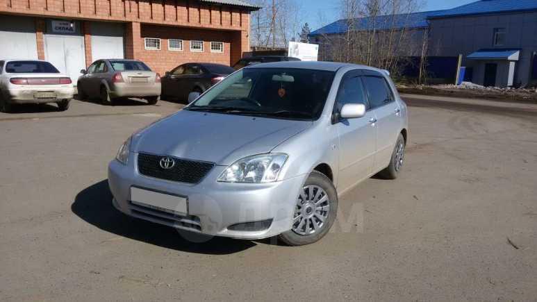 Toyota Allex, 2003 год, 285 000 руб.