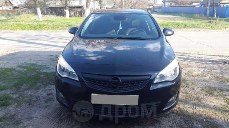 Opel Astra, 2011 год, 525 000 руб.
