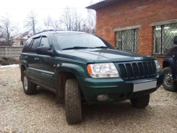 Jeep Grand Cherokee, 1999 год, 395 000 руб.