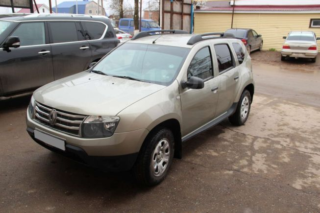 Renault Duster, 2014 год, 720 000 руб.