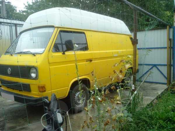 Volkswagen Transporter, 1988 год, 95 000 руб.