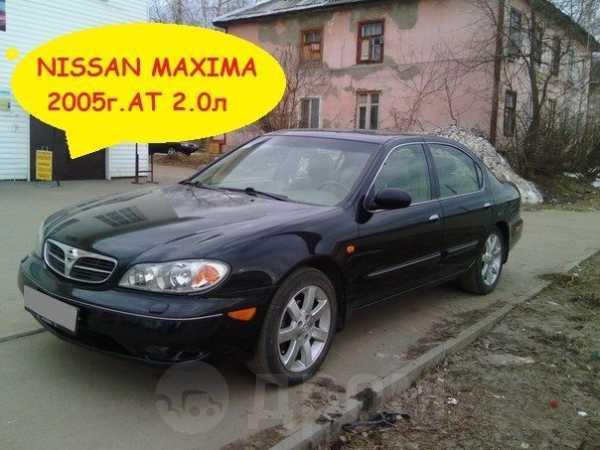 Nissan Maxima, 2005 год, 269 999 руб.