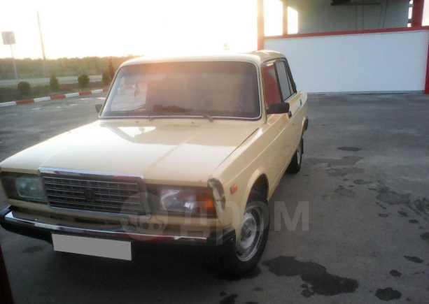 Лада 2107, 1986 год, 40 000 руб.