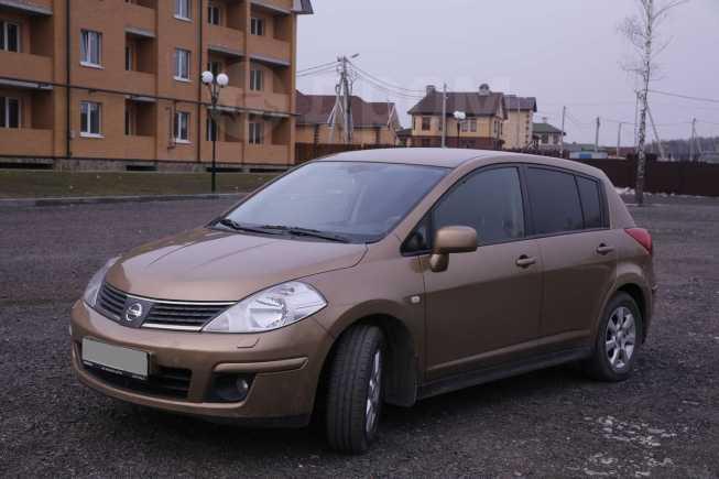 Nissan Tiida, 2008 год, 355 000 руб.