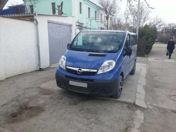 Opel Vivaro, 2010 год, 586 940 руб.