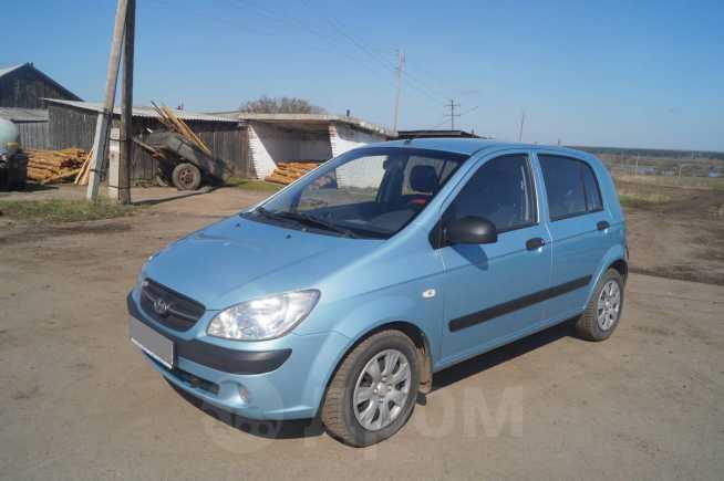 Hyundai Getz, 2010 год, 320 000 руб.