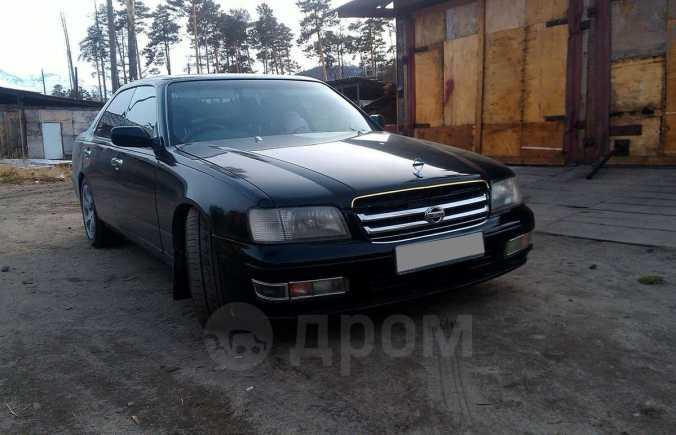 Nissan Gloria, 1998 год, 165 000 руб.