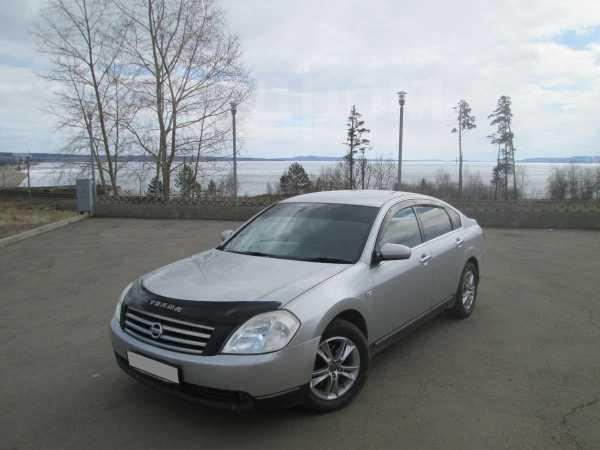 Nissan Teana, 2003 год, 355 000 руб.