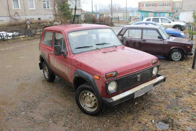 Лада 4x4 2121 Нива, 1997 год, 75 000 руб.