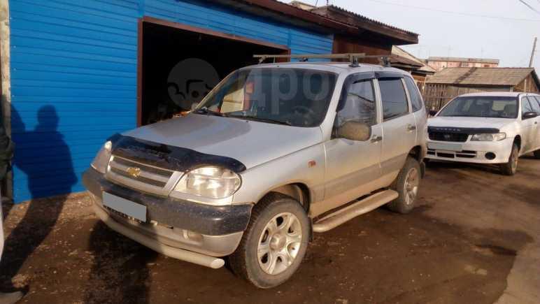 Chevrolet Niva, 2003 год, 220 000 руб.