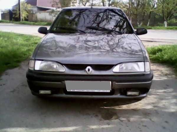 Renault 19, 1999 год, 130 000 руб.