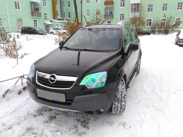 Opel Antara, 2008 год, 625 000 руб.