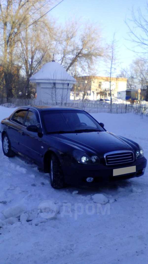 Hyundai Sonata, 2007 год, 385 000 руб.