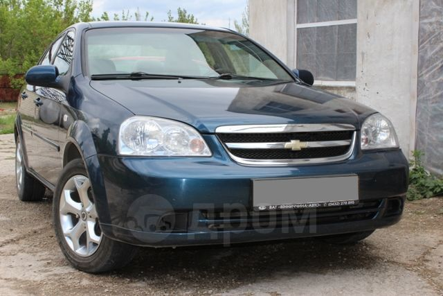Chevrolet Lacetti, 2008 год, 345 000 руб.