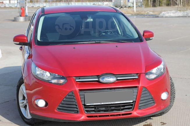 Ford Focus, 2012 год, 630 000 руб.