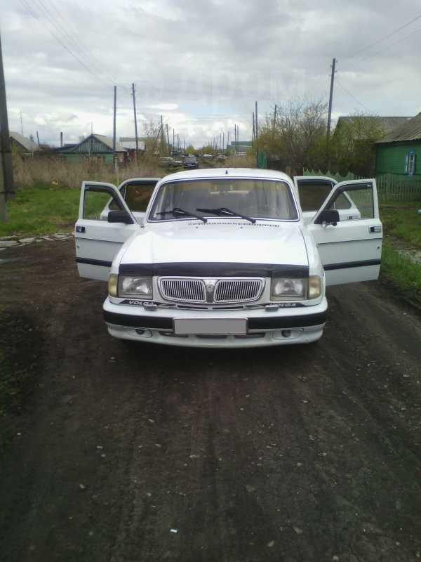 ГАЗ 3110 Волга, 2001 год, 70 000 руб.