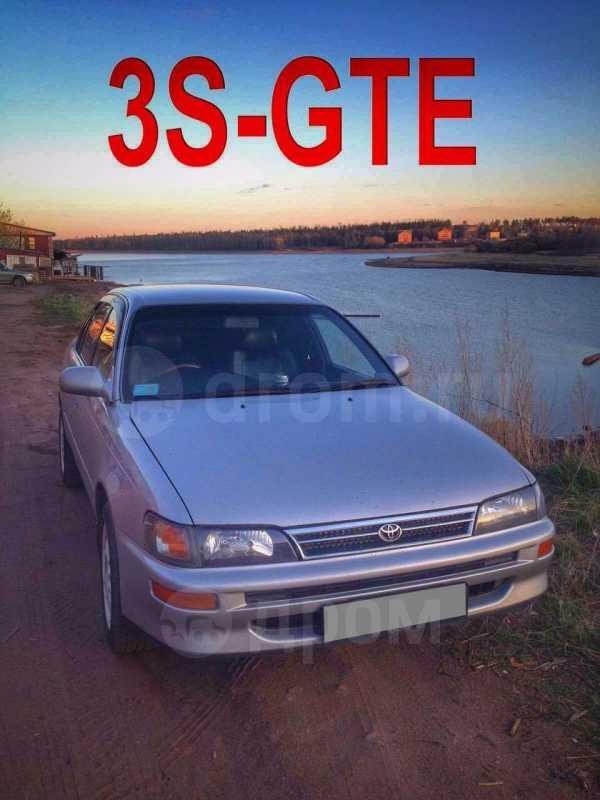 Toyota Corolla, 1993 год, 250 000 руб.