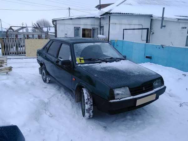 Лада 21099, 1996 год, 36 000 руб.