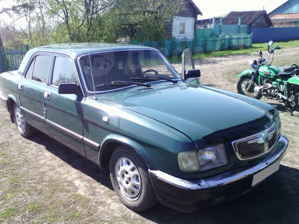 ГАЗ 3110 Волга, 2001 год, 56 000 руб.