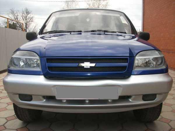 Chevrolet Niva, 2006 год, 225 000 руб.