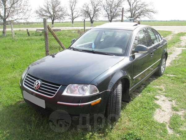 Volkswagen Passat, 2004 год, 360 000 руб.