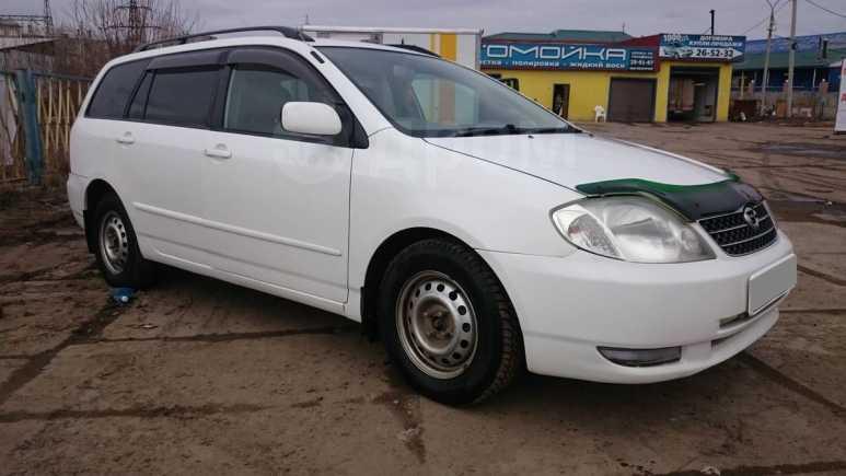 Toyota Corolla Fielder, 2002 год, 323 000 руб.