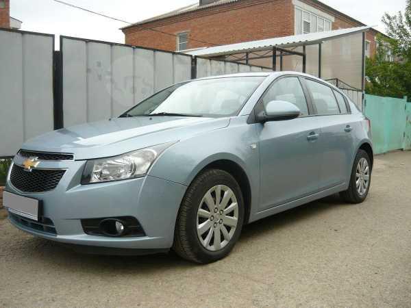Chevrolet Cruze, 2012 год, 525 000 руб.