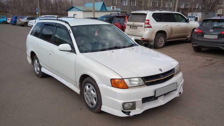 Nissan Wingroad, 2000 год, 129 000 руб.