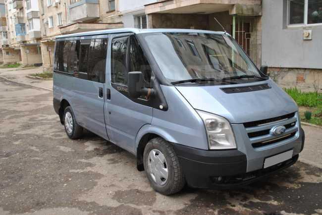 Ford Tourneo Custom, 2008 год, 700 000 руб.