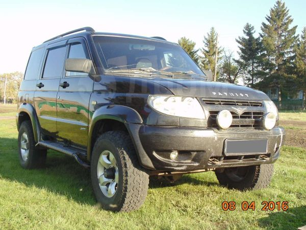 УАЗ Патриот, 2006 год, 320 000 руб.