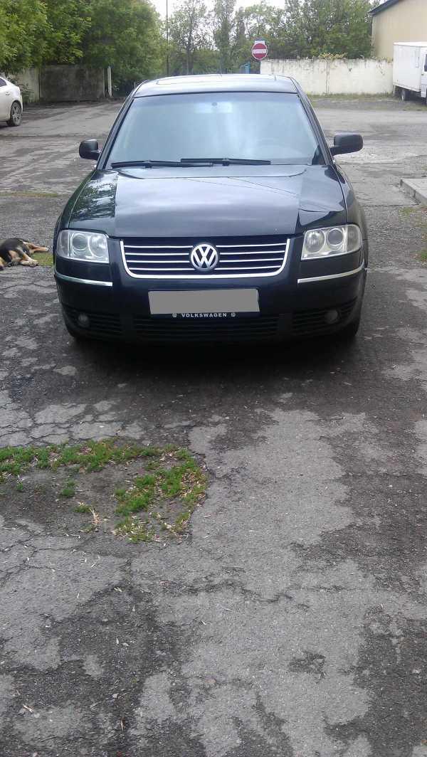 Volkswagen Passat, 2002 год, 225 000 руб.
