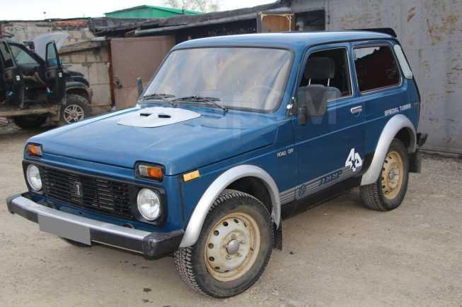 Лада 4x4 2121 Нива, 2001 год, 158 000 руб.
