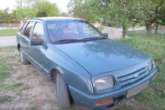 Ford Sierra, 1985 год, 60 000 руб.