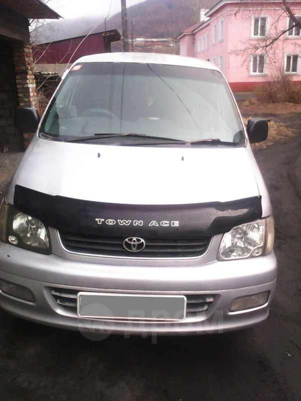 Toyota Lite Ace Noah, 1999 год, 170 000 руб.