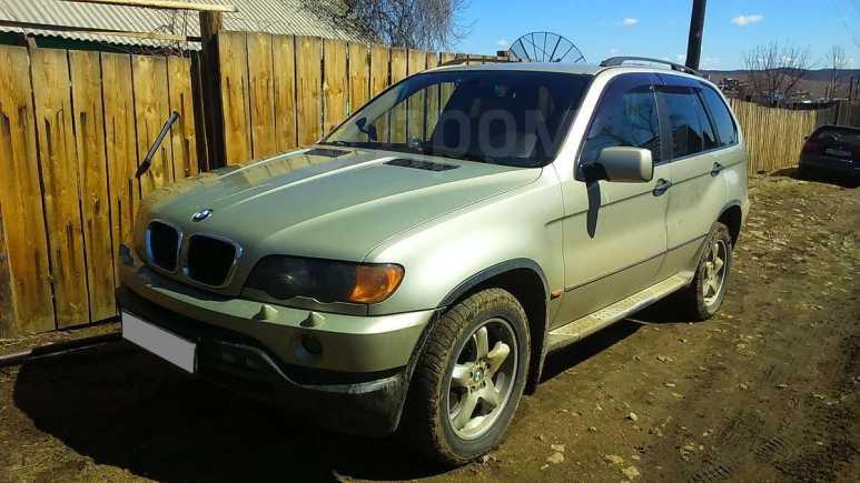 BMW X5, 2001 год, 680 000 руб.