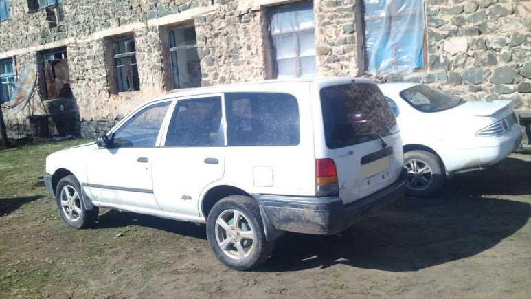 Nissan AD, 1992 год, 70 000 руб.