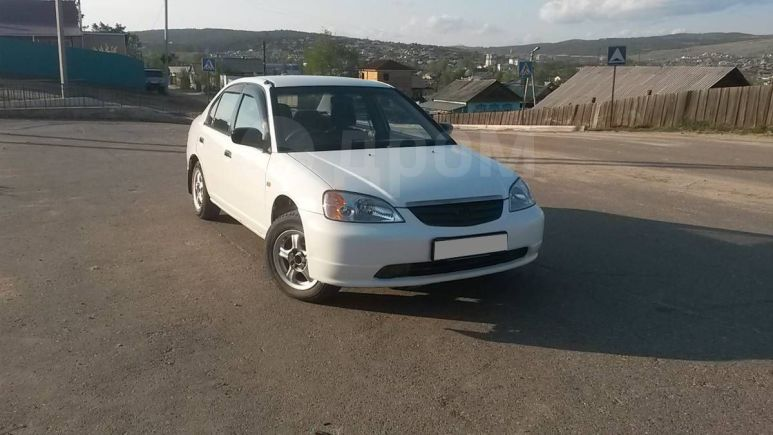 Honda Civic Ferio, 2002 год, 157 000 руб.