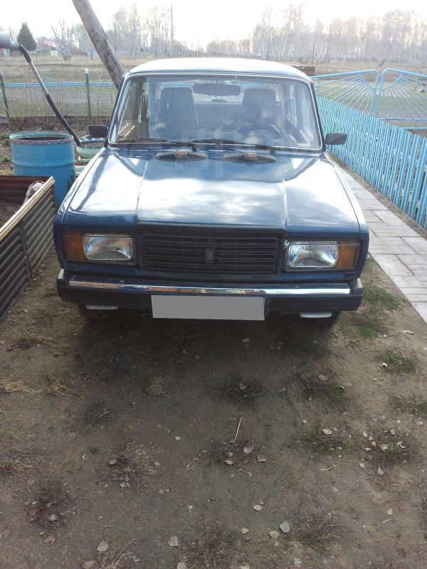 Лада 2107, 2002 год, 54 000 руб.