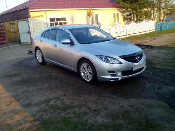 Mazda Mazda6, 2008 год, 490 000 руб.