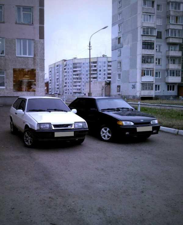 Лада 2108, 1996 год, 85 000 руб.