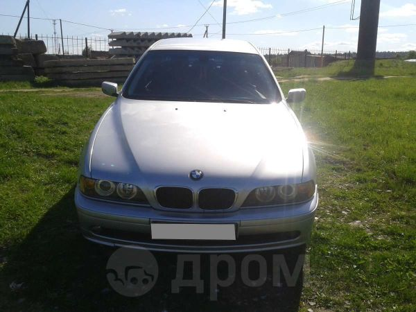 BMW 5-Series, 2002 год, 475 000 руб.