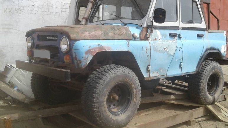УАЗ 469, 1981 год, 80 000 руб.