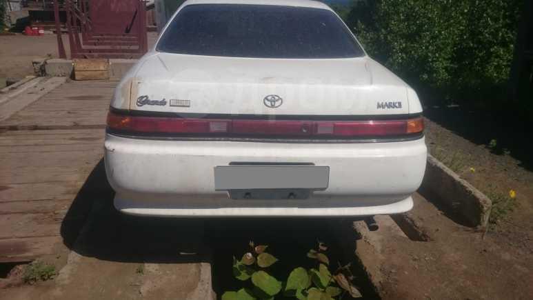 Toyota Mark II, 1995 год, 90 000 руб.