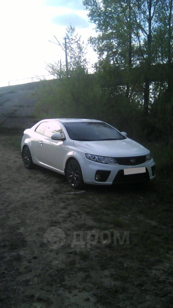 Kia Cerato Koup, 2011 год, 539 000 руб.