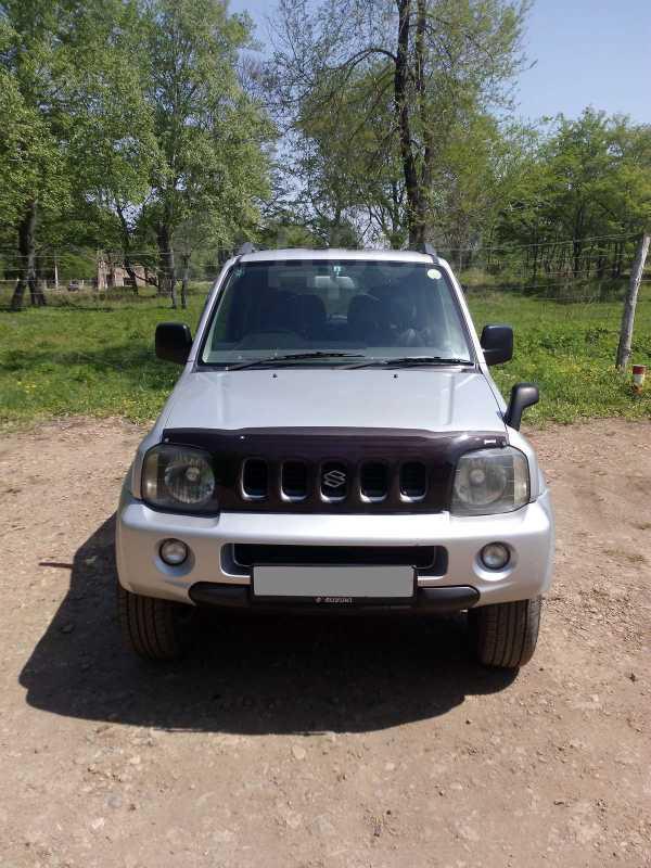 Suzuki Jimny Wide, 2001 год, 335 000 руб.
