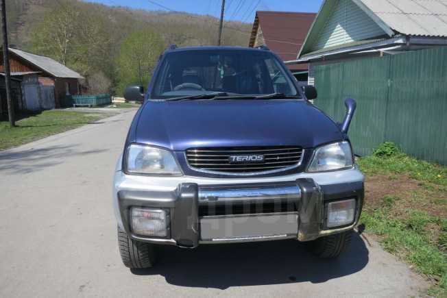 Daihatsu Terios, 1997 год, 190 000 руб.