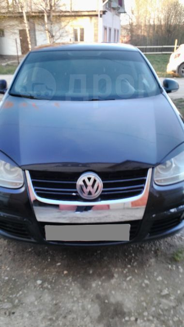 Volkswagen Jetta, 2008 год, 400 000 руб.