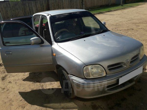 Nissan March, 2001 год, 80 000 руб.